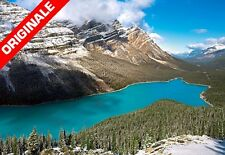 PUZZLE PZ. 1500 PEYTO LAKE - BANFF NATIONAL PARK - CANADA Gioco 024 CST1500
