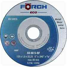 "Metal Cutting Disc 125 x 1.0 x 22.23 for 125mm (5"") Angle Grinder Cut Off"