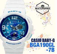 Casio Baby-G Beach Traveler Series Watch BGA190GL-7B