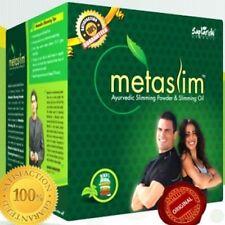 Meta Slim Herbal Weight Lose Management Tummy Fat Burner Original As Seen TV