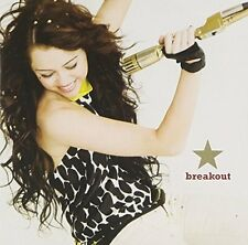 Breakout by Miley Cyrus CD
