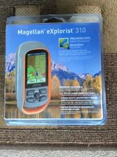 BRAND NEW(FACTORY SEALED)Magellan eXplorist 310 World Edition GPS Receiver