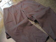 NWT - Mens DOCKERS Black D3 Flat Front Classic Fit Pants (42 x 32)