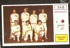 Figurina Campioni dello Sport Panini 1967-68 n.348! Oransoda Cantù Pallacanestro