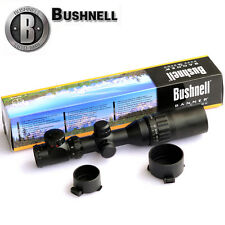 Bushnell 2-6x32 Red/Green Illuminated Reticle Short Rifle Scope HD Glass ARRIVAL