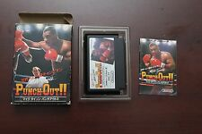 Famicom FC Punch Out Punchout !! Boxed Japan import Nintendo NES game US Seller