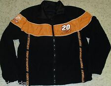 Tony Stewart REVERSIBLE Jacket Coat sz. XL Vintage Nascar Racing Brand NEW!!!!