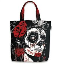 Liquor Brand - Rockabilly Shopper Tasche - Dead Girl