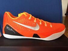 NIKE KOBE IX 9 EM TB OKC Thunder Phoenix Suns Knicks 18 Orange Citrus 685776-808