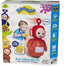 Teletubbies Inflatable Red Po My First Remote Control RC Toy