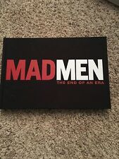 mad men the end of an era