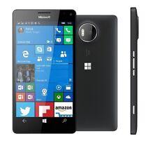 """Microsoft Lumia 950 XL Dual Sim  BLACK GRADO """"C"""" CON GARANZIA E ACCESSORI"""