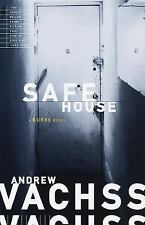 Safe House by Andrew Vachss (1999, 1st Vintage Crime/ Black Lizard edition