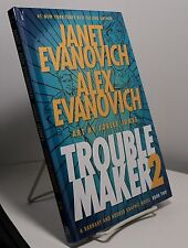 Trouble Maker 2 by Janet & Alex Evanovich - art by Joelle Jones - graphic novel