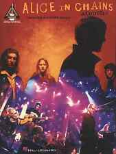ALICE IN CHAINS UNPLUGGED ACOUSTIC GUITAR TAB BOOK NEW