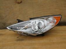 11 12 13 14 HYUNDAI SONATA LIMITED Headlight Head Lamp OEM