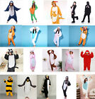 Fashion Costume Onesie Pajamas Kigurumi Cosplay Unisex Adult Animal Sleepwear