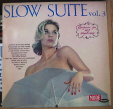 ORCHESTRE DES 101 VIOLONS SLOW SUITE VOL.3 CHEESECAKE COVER FRENCH LP MODE