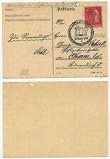 16255 - Mi.Nr. 664 - Sonderstempel München 20.4.1938 - Postkarte