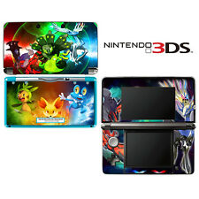 Vinyl Skin Decal Cover for Nintendo 3DS - Pokemon X Y Special Edition