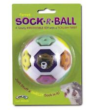 Super Pet Ferret Smelly Sock R Ball Cage Toy - Item 62106