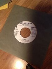 The Who Who Are You 45RPM Vinyl White Label Promo