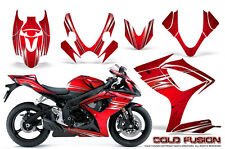 SUZUKI GSXR GSX 600 750 2006-2007 GRAPHIC KITS CREATORX DECALS STICKERS CFR