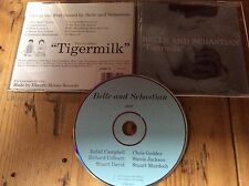 Belle & Sebastian : Tigermilk CD (1999)