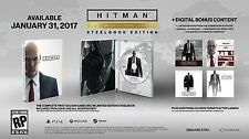 Hitman: The Complete First Season (Sony PlayStation 4, 2017) Pre-Sale