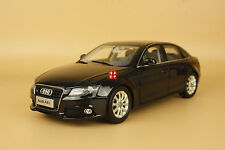 1/18 Audi A4 L A4L Sedan BLACK color