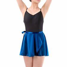 """Tutu Adult girl Ballet Dance Skirt Hip Wrap Scarf waist Belt 23.6""""-45""""XL for Hip"""