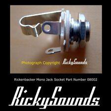 Clavija Mono Enchufe para Rickenbacker Bajo O Guitarra