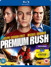 PREMIUM RUSH - BLU-RAY - REGION B UK