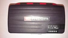 "Facom 38 Piece 1/4"" Drive NANO Socket & Bit Set Metric"