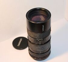 TAMRON 70-150mm F3.5 - F32 ae with CANON FD ADAPTALL  MOUNT  (02A)