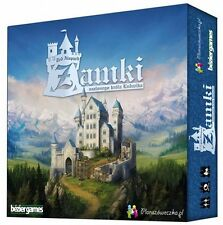 Zamki szalonego króla Ludwika (Castles of Mad King Ludwig) - Board Game - New