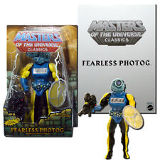 Masters of the Universe 30th Anniversary Fearless Photog 6-Inch Action Figure #1