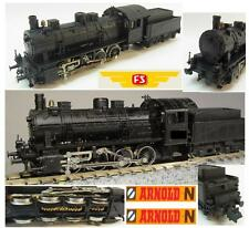 ARNOLD 2516 VINTAGE STEAM LOCO FS ITALIANE ( SNCB SNCF OBB NS ) in BOX SCALA-N