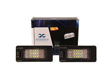 Premium LED Kennzeichenbeleuchtung für BMW 5er E39 E60 E61 F10 F11 F07 109