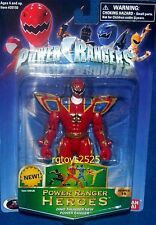 "Power Rangers Dino Thunder 5"" Triassic Ranger New Heroes Series 16 Factory Seal"