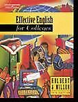 Effective English for Colleges, Goulet Miller, Michele, Hulbert, Jack E., Good B