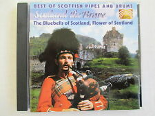 Best of Scottish Pipes & Drums Scotland the Brave - The Bluebells of Scotland CD