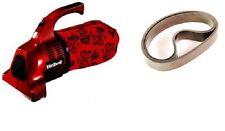 Dirt Devil práctico cremallera dd150 Dd250 Aspirador de Mano Cinturones Pack De 2