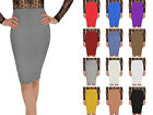 Fitted Pencil Skirt, Below Knee Length Tube Skirt, Bodycon Skirt, Midi Skirt