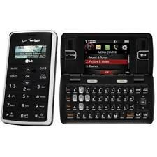 LG enV VX9100 - Black (Verizon) Cellular Phone