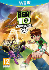Ben 10 Omniverse (Nintendo Wii U)  Brand-NEW Sealed full english