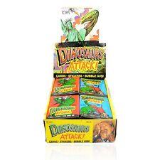 1988 Topps Dinosaurs Attack Box * 48 Packs