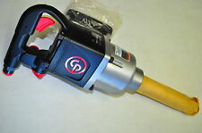 "Chicago Pneumatic 7775-6  1"" Dr. Impact Wrench - 6"" Extended Anvil Made in Japan"