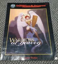 Warriors of Heaven - Advanced Dungeons & Dragons 2nd Edition - TSR 11361