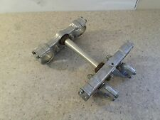 2000 00 Honda CR125R CR 125  Triple Clamps Triple Tree Fork Clamps - Free Ship